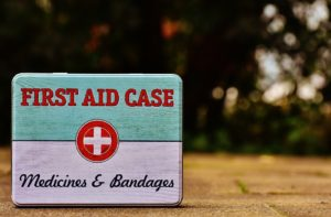 Africa Donations - First aid