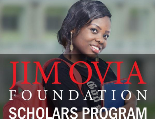 Jim Ovia Foundation – Equipping the Future of the Nation