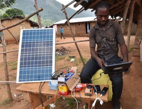 Philanthropists in Africa Tackle the Renewable Energy Sector